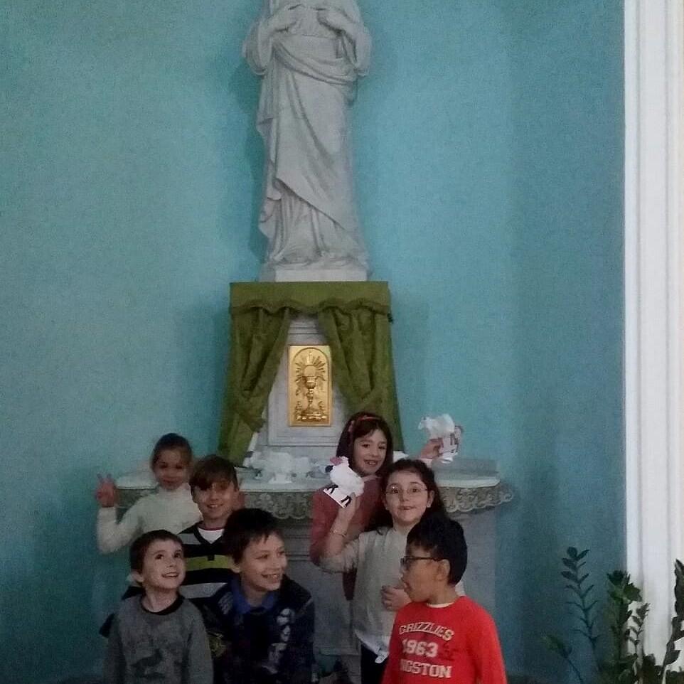 eveil à la foi paroisse saint laurent