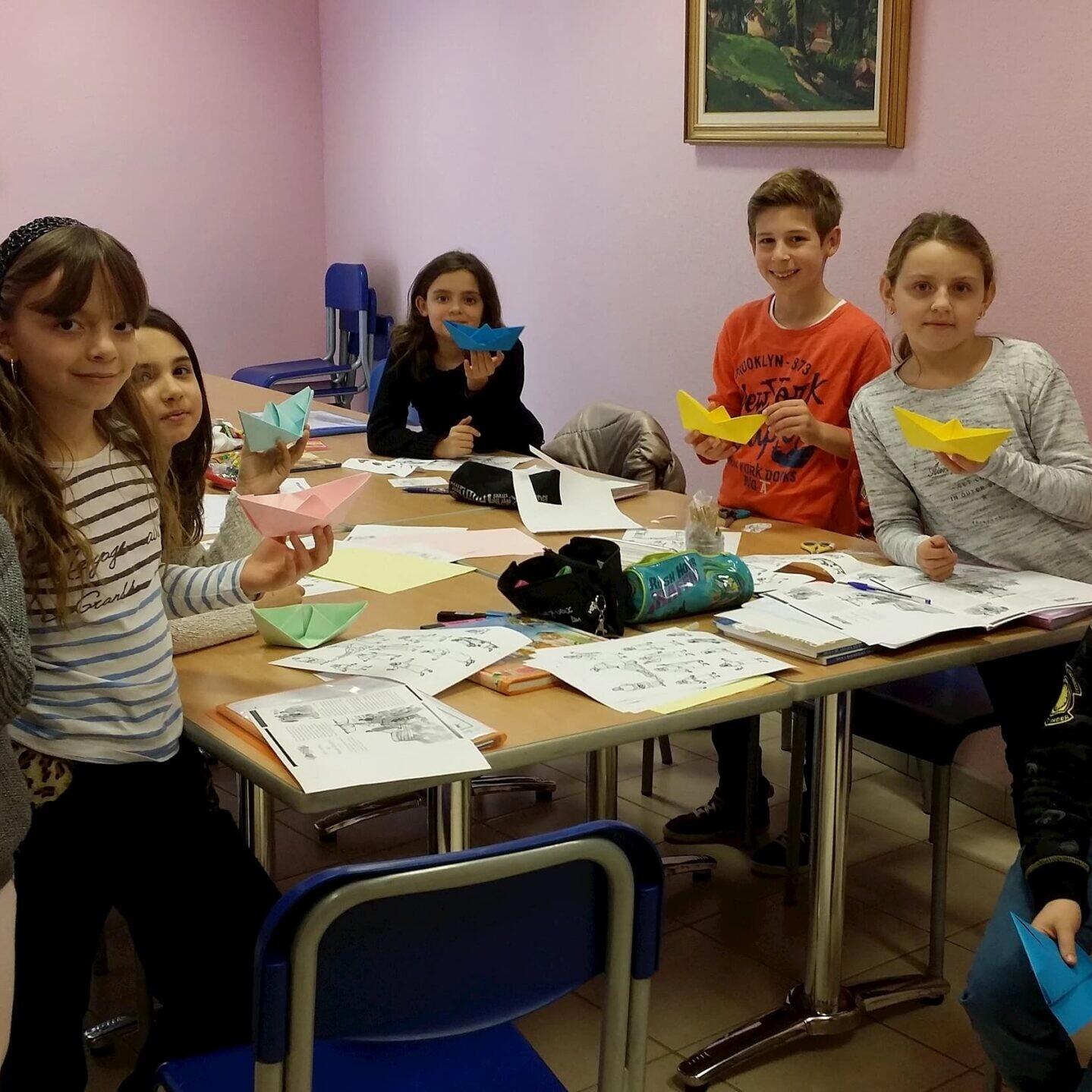 catéchisme des enfants paroisse saint laurent