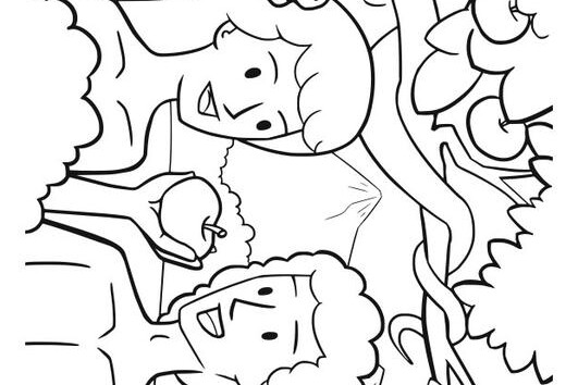coloriage-adam-et-eve-p29832