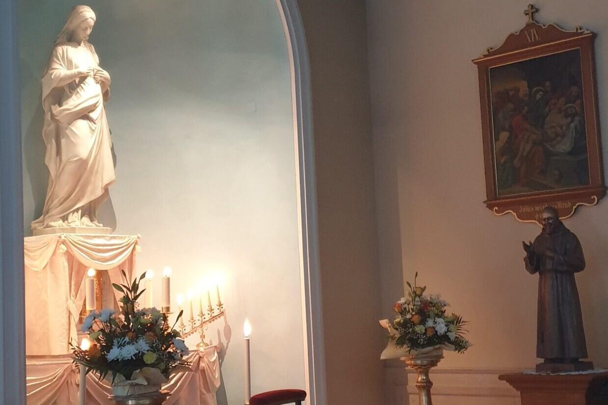 Jésus Saint à St Joseph